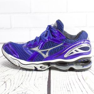 Brooks Wave Creation 12 Blue Sneakers Size 8